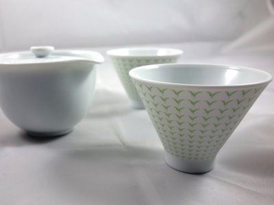 Set théière + 2 tasses Shirakawa