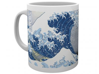 Mug ukiyo-e - La grande vague