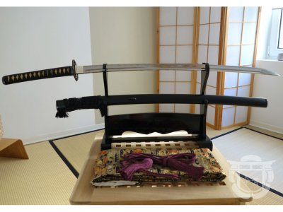 Fabrication de Shinken (Katana) sur mesure