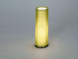 Lampe FORES asanoha verte 12,5x31,5 S-381
