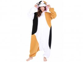 Kigurumi Chat Calico - Sazac